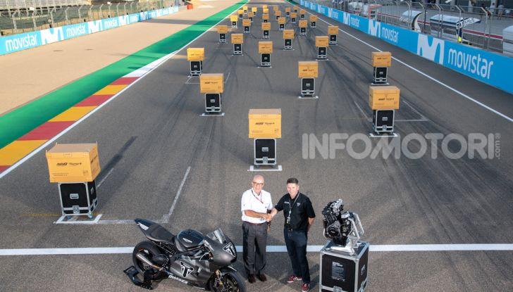 Triumph: esordio record nel mondiale Moto2 - Foto 5 di 5