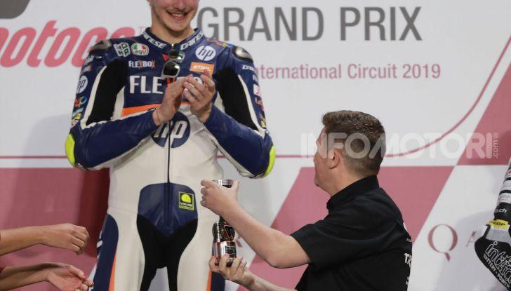 Triumph: esordio record nel mondiale Moto2 - Foto 3 di 5