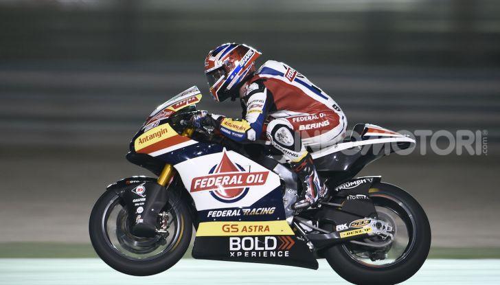 Triumph: esordio record nel mondiale Moto2 - Foto 1 di 5