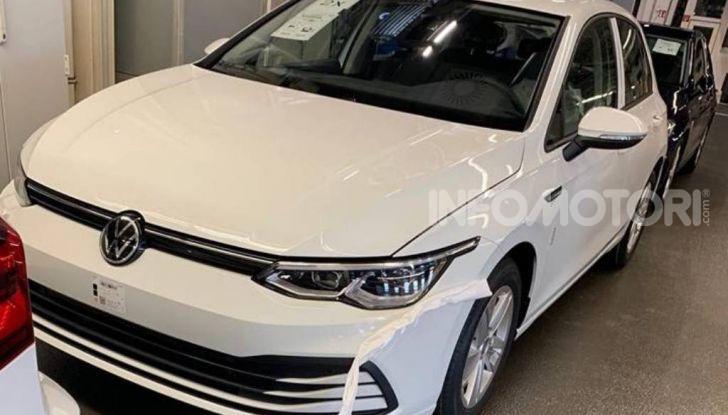Volkswagen Golf 8 arriva nel 2019: tutte le informazioni sul nuovo modello - Foto 1 di 25