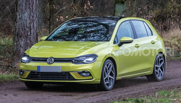 Volkswagen Golf 8 arriva nel 2019: tutte le informazioni sul nuovo modello - Foto 7 di 25