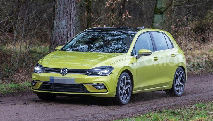 Volkswagen Golf 8 arriva nel 2019: tutte le informazioni sul nuovo modello - Foto 1 di 23