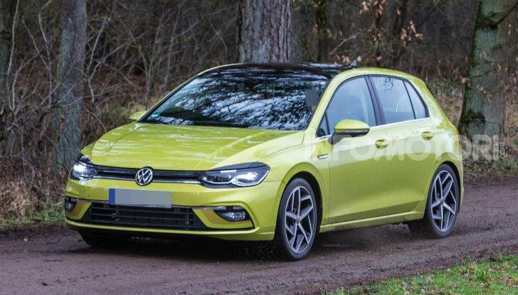 Volkswagen Golf 8 arriva nel 2019: tutte le informazioni sul nuovo modello - Foto 6 di 25