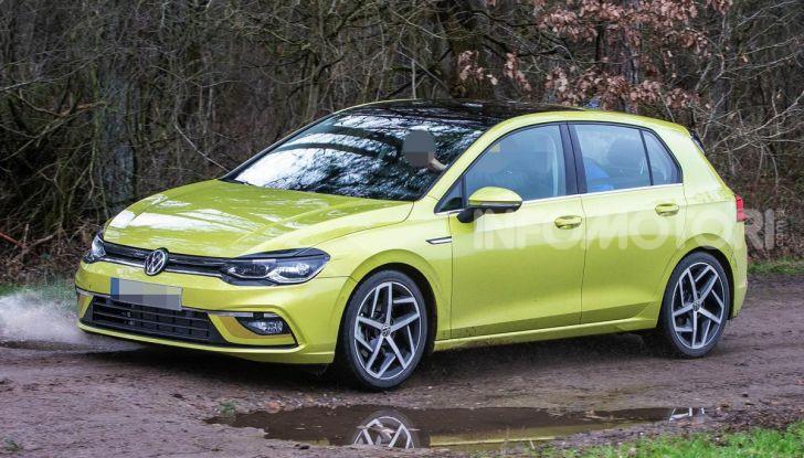 Volkswagen Golf 8 arriva nel 2019: tutte le informazioni sul nuovo modello - Foto 4 di 25
