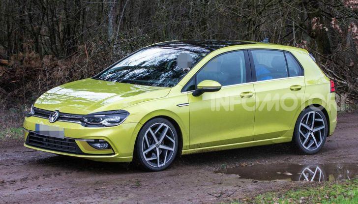 Volkswagen Golf 8 arriva nel 2019: tutte le informazioni sul nuovo modello - Foto 3 di 23