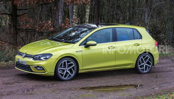 Volkswagen Golf 8 arriva nel 2019: tutte le informazioni sul nuovo modello - Foto 8 di 23