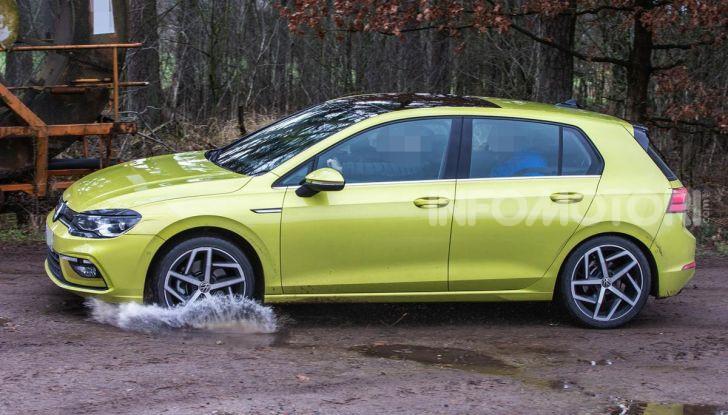 Volkswagen Golf 8 arriva nel 2019: tutte le informazioni sul nuovo modello - Foto 8 di 25