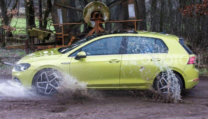 Volkswagen Golf 8 arriva nel 2019: tutte le informazioni sul nuovo modello - Foto 7 di 23