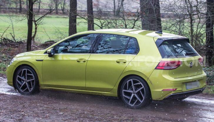 Volkswagen Golf 8 arriva nel 2019: tutte le informazioni sul nuovo modello - Foto 11 di 23