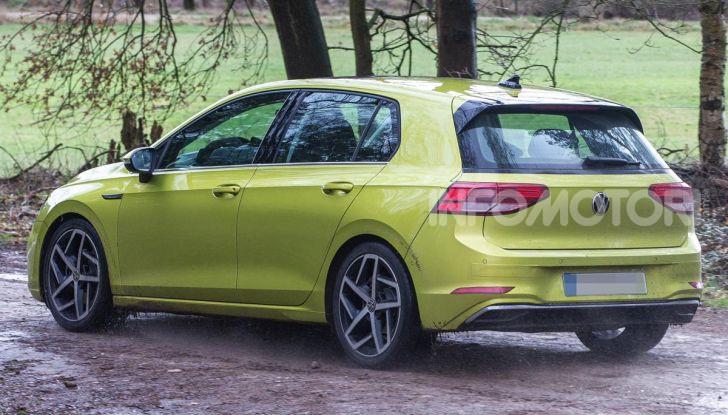 Volkswagen Golf 8 arriva nel 2019: tutte le informazioni sul nuovo modello - Foto 11 di 25