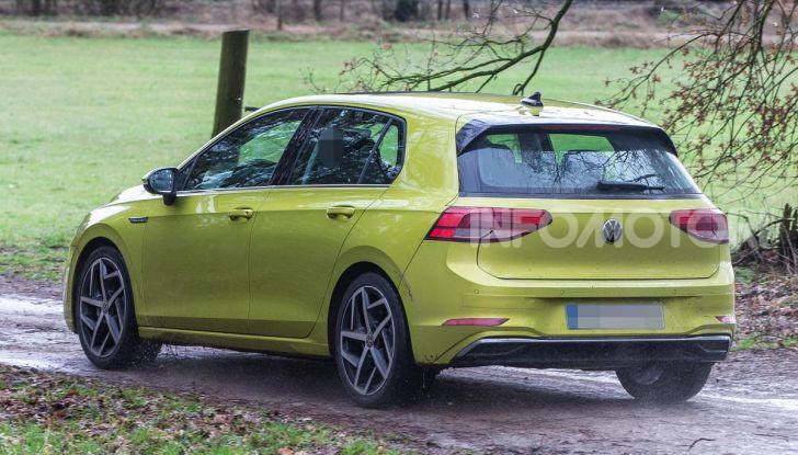 Volkswagen Golf 8 arriva nel 2019: tutte le informazioni sul nuovo modello - Foto 12 di 23
