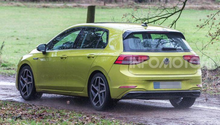Volkswagen Golf 8 arriva nel 2019: tutte le informazioni sul nuovo modello - Foto 10 di 23