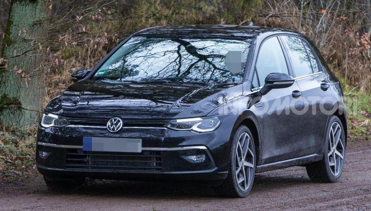 Volkswagen Golf 8 arriva nel 2019: tutte le informazioni sul nuovo modello - Foto 23 di 23