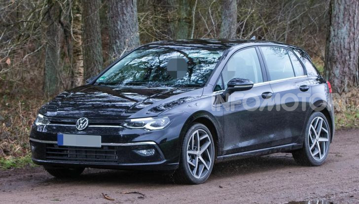 Volkswagen Golf 8 arriva nel 2019: tutte le informazioni sul nuovo modello - Foto 24 di 25