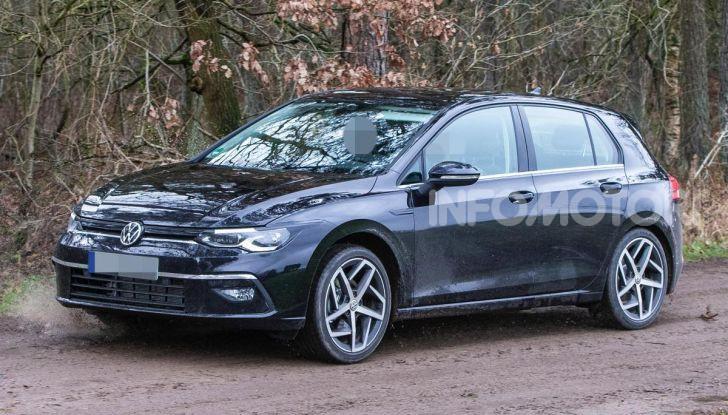 Volkswagen Golf 8 arriva nel 2019: tutte le informazioni sul nuovo modello - Foto 23 di 25
