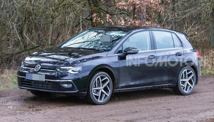 Volkswagen Golf 8 arriva nel 2019: tutte le informazioni sul nuovo modello - Foto 20 di 23