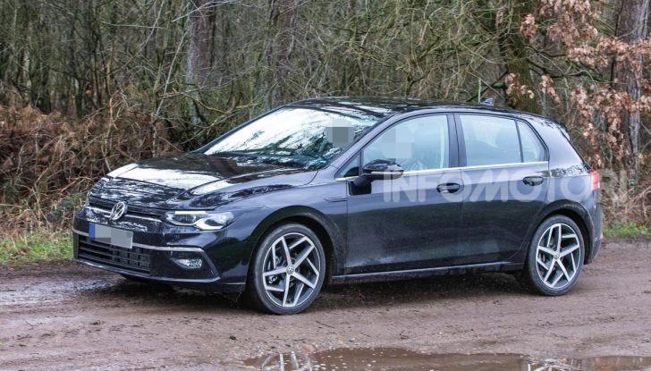 Volkswagen Golf 8 arriva nel 2019: tutte le informazioni sul nuovo modello - Foto 21 di 25
