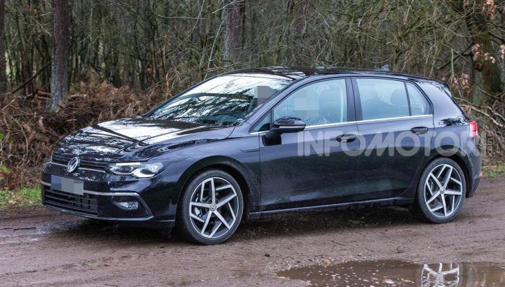Volkswagen Golf 8 arriva nel 2019: tutte le informazioni sul nuovo modello - Foto 18 di 23