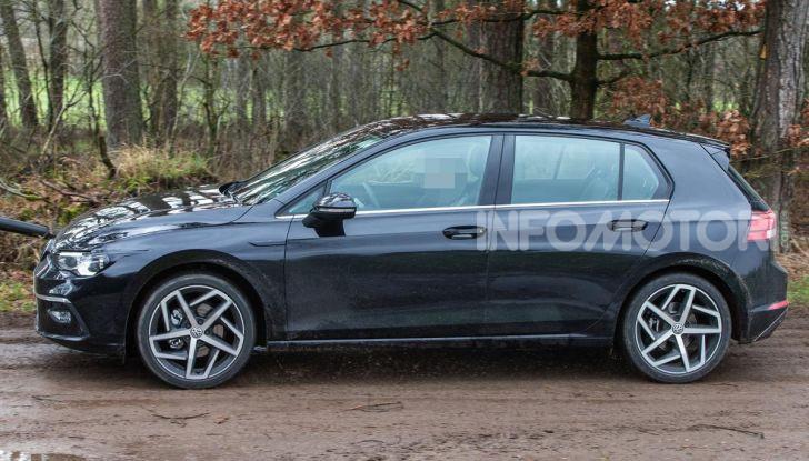 Volkswagen Golf 8 arriva nel 2019: tutte le informazioni sul nuovo modello - Foto 17 di 23