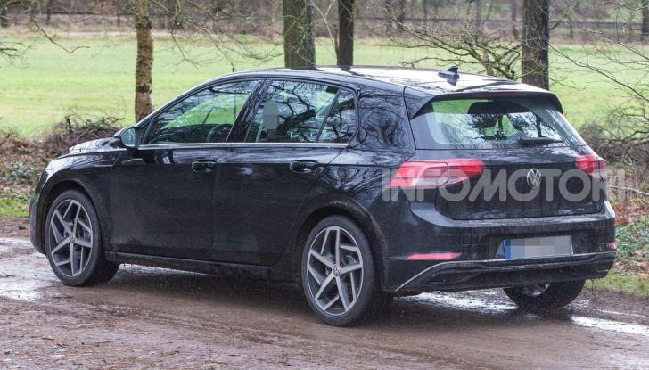 Volkswagen Golf 8 arriva nel 2019: tutte le informazioni sul nuovo modello - Foto 16 di 23