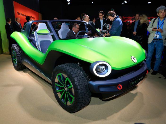 Volkswagen ID Buggy, ritorno elettrico al Salone di New York
