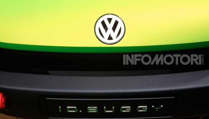 Volkswagen ID Buggy, ritorno elettrico al Salone di New York - Foto 15 di 15