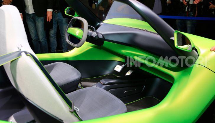 Volkswagen ID Buggy, ritorno elettrico al Salone di New York - Foto 9 di 15