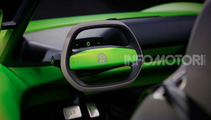 Volkswagen ID Buggy, ritorno elettrico al Salone di New York - Foto 12 di 15
