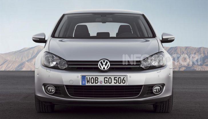 Volkswagen Golf: 45 anni di storia in continua evoluzione - Foto 9 di 12