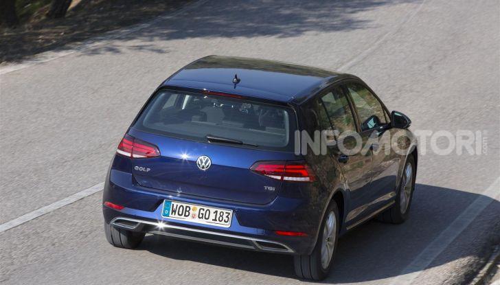 Nuova Volkswagen a metano con motore 1.5 TGI da 130 CV - Foto 5 di 17