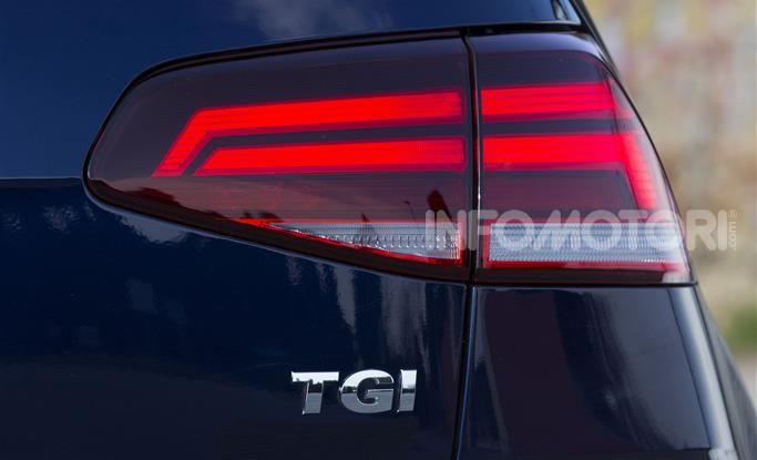 Nuova Volkswagen a metano con motore 1.5 TGI da 130 CV - Foto 3 di 17