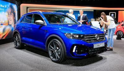 Volkswagen T-Roc R, il crossover compatto e sportivo
