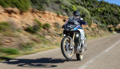 BMW F850 GS Adventure: prezzo, prova e caratteristiche del modello 2019