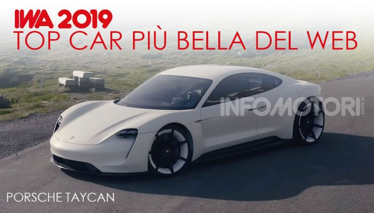 BMW i3 conquista i lettori e diventa l'Auto Più Bella del web 2019 - Foto 2 di 23