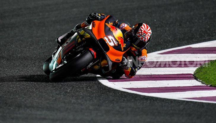 In Qatar si parla italiano: Dovizioso su Ducati conquista il primo GP dell'anno - Foto 3 di 10