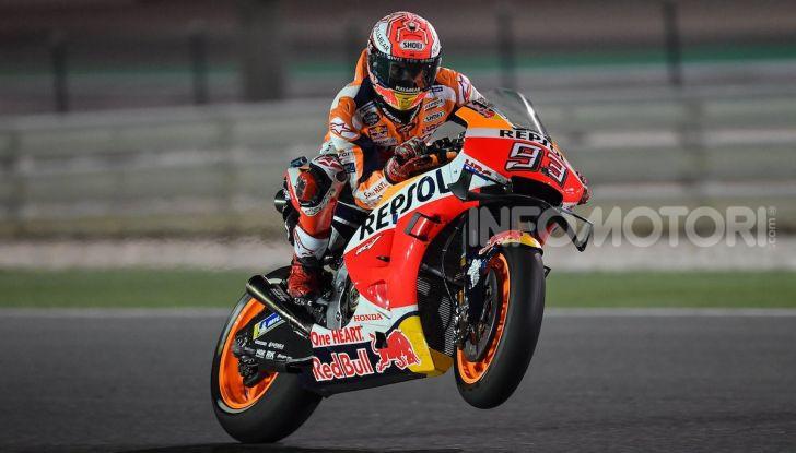 In Qatar si parla italiano: Dovizioso su Ducati conquista il primo GP dell'anno - Foto 4 di 10