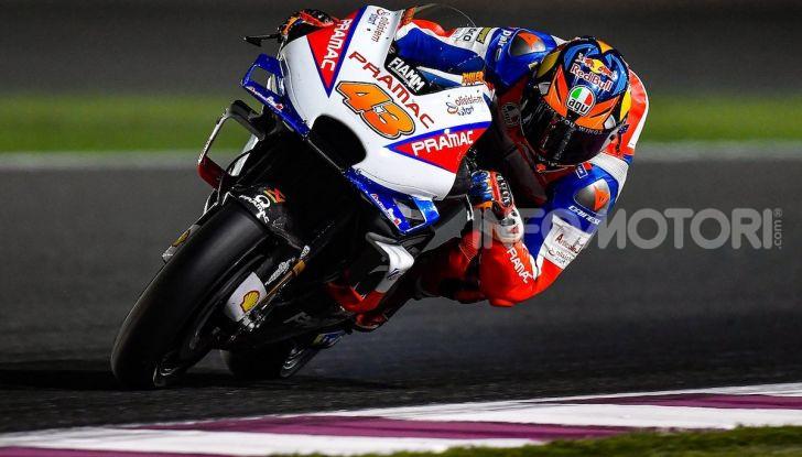 In Qatar si parla italiano: Dovizioso su Ducati conquista il primo GP dell'anno - Foto 7 di 10