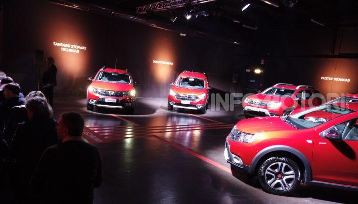 Dacia Serie Speciale Techroad disponibile su tutta la gamma - Foto 14 di 15