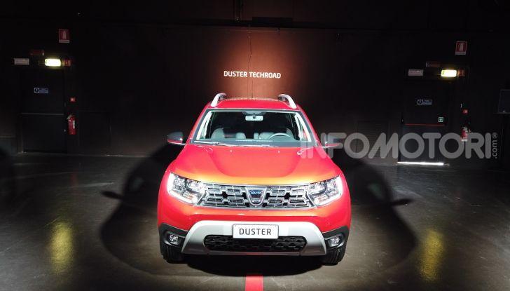 Dacia Serie Speciale Techroad disponibile su tutta la gamma - Foto 11 di 15