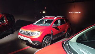 Dacia Serie Speciale Techroad disponibile su tutta la gamma