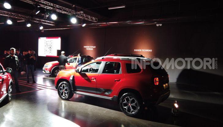 Dacia Serie Speciale Techroad disponibile su tutta la gamma - Foto 12 di 15