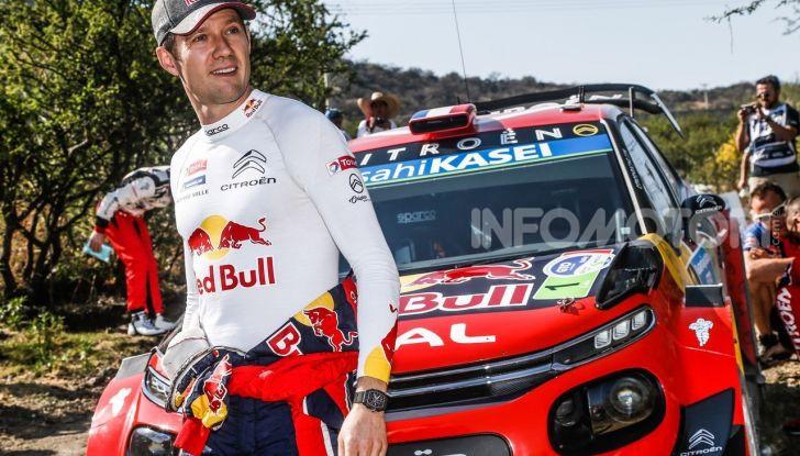 WRC Messico: le dichiarazioni del Team - Foto 2 di 2