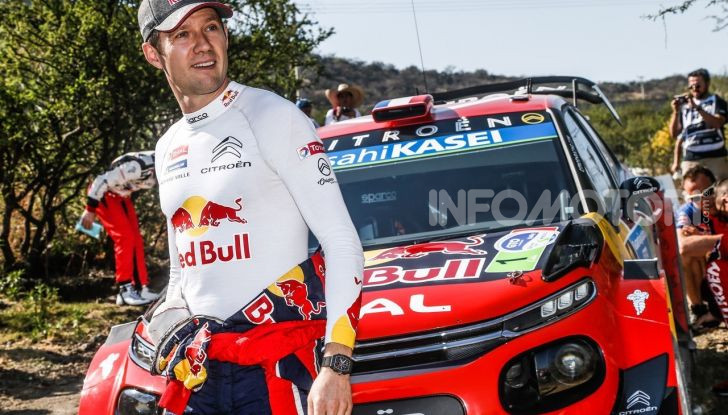 WRC Messico 2019- Day 1: le dichiarazioni del team Citroën a fine giornata - Foto 1 di 2