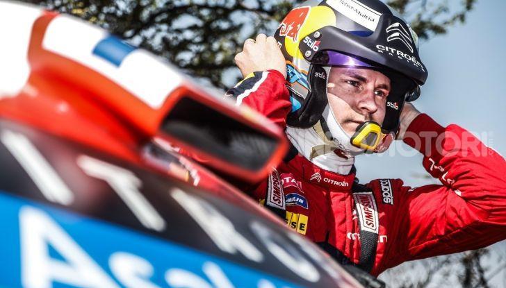 WRC Messico 2019- Day 1: le dichiarazioni del team Citroën a fine giornata - Foto 2 di 2
