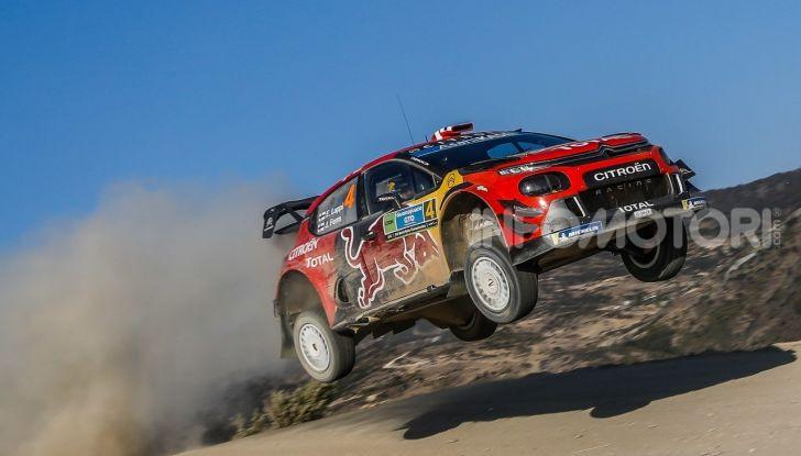 WRC Messico 2019- Day 1: al comando la Citroën C3 WRC di Ogier-Ingrassia - Foto 1 di 2