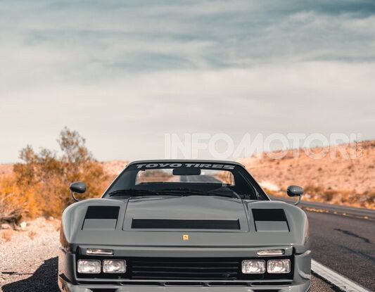 Ferrari 328, il tuning di Casil Motors - Foto 8 di 18