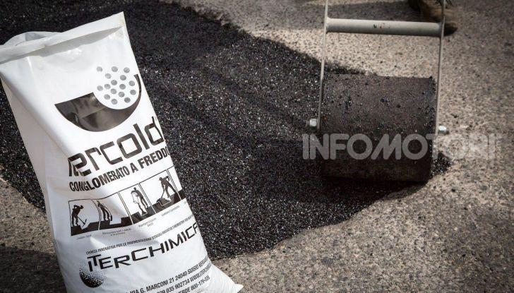 EcoPave: l'asfalto del futuro è in grafene ed è Made in Italy - Foto 1 di 9