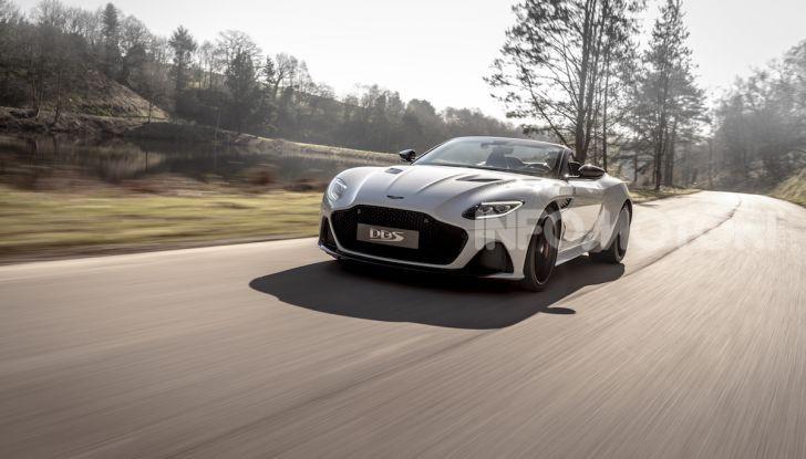 Aston Martin DBS Superleggera: arriva la versione Volante - Foto 1 di 12