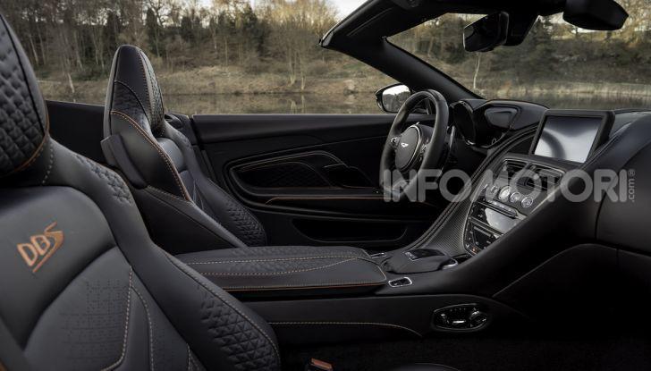 Aston Martin DBS Superleggera: arriva la versione Volante - Foto 12 di 12