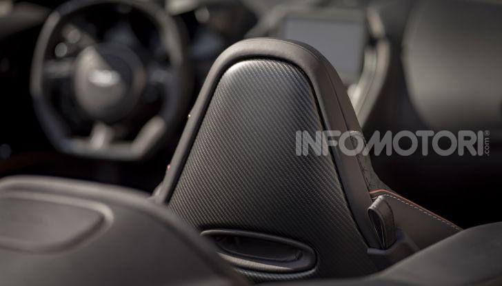 Aston Martin DBS Superleggera: arriva la versione Volante - Foto 3 di 12